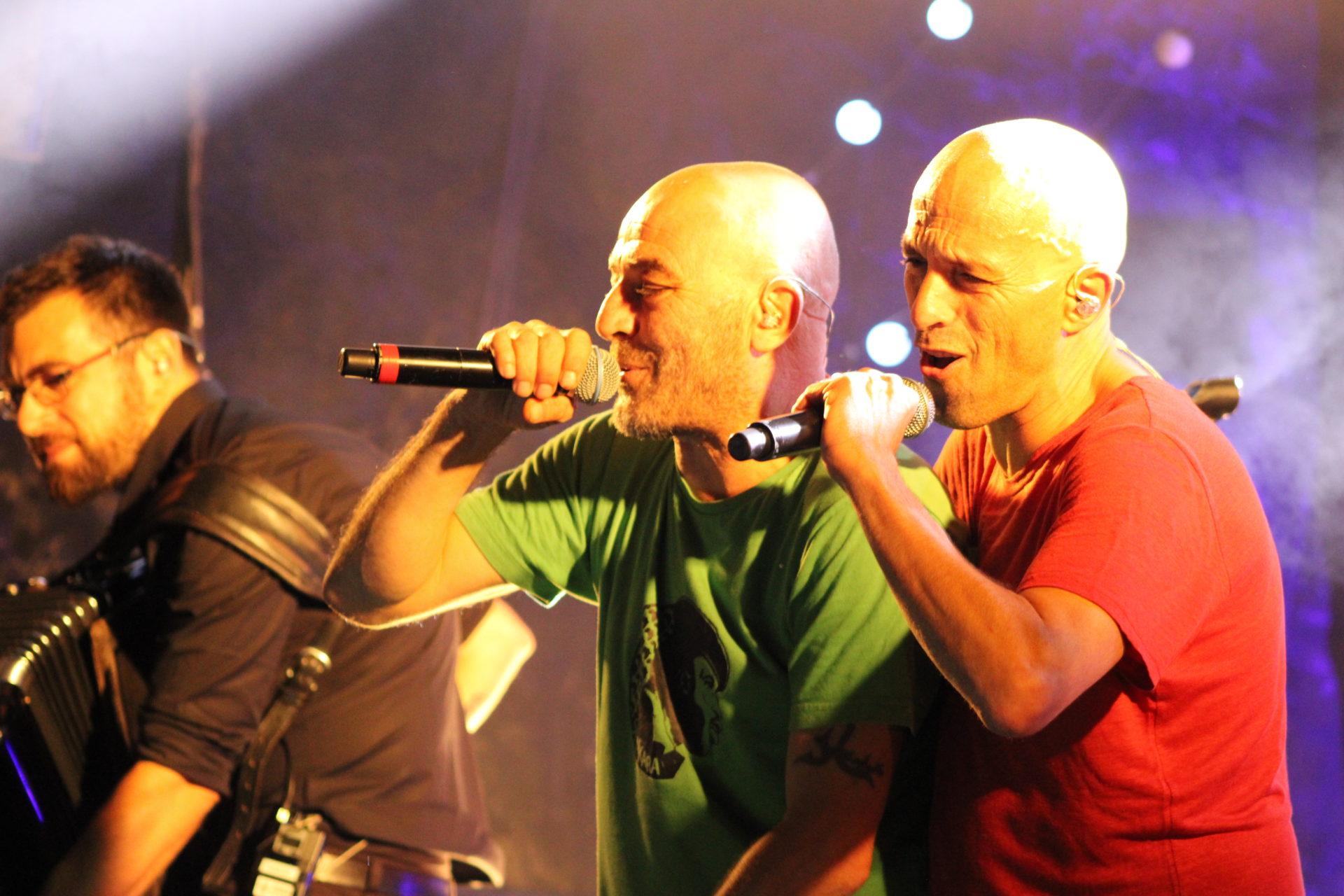Retour en images - Concert de Mouss & Hakim 17.09.21